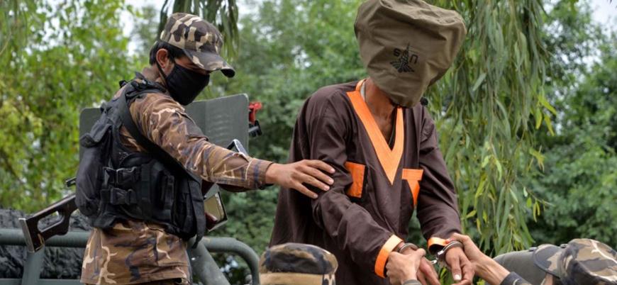 'IŞİD'in Güney ve Doğu Asya lideri Afganistan'da yakalandı'