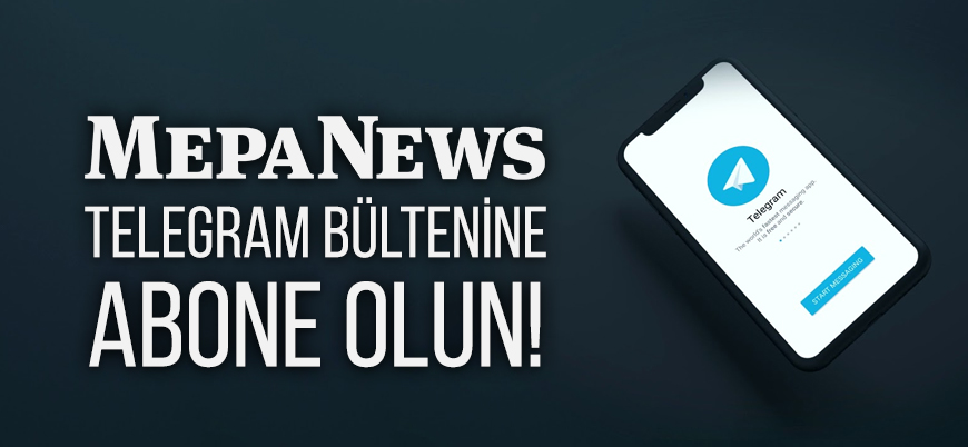 Mepa News Telegram bültenine abone olun