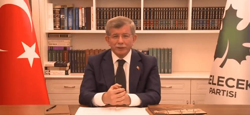 Eski Başbakan Davutoğlu: İktidar 15 Temmuz ruhuna ihanet ediyor
