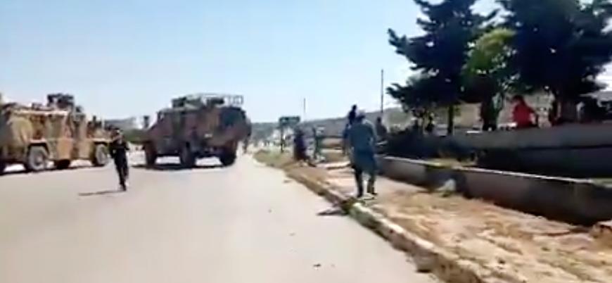 Suriye'de Türk-Rus ortak devriyesine saldırı