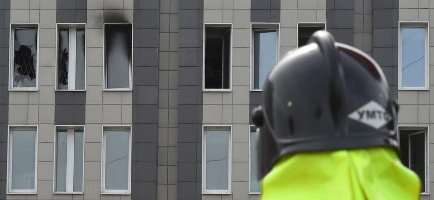 Rusya'da koronavirüs hastanesinde yangın: 5 ölü