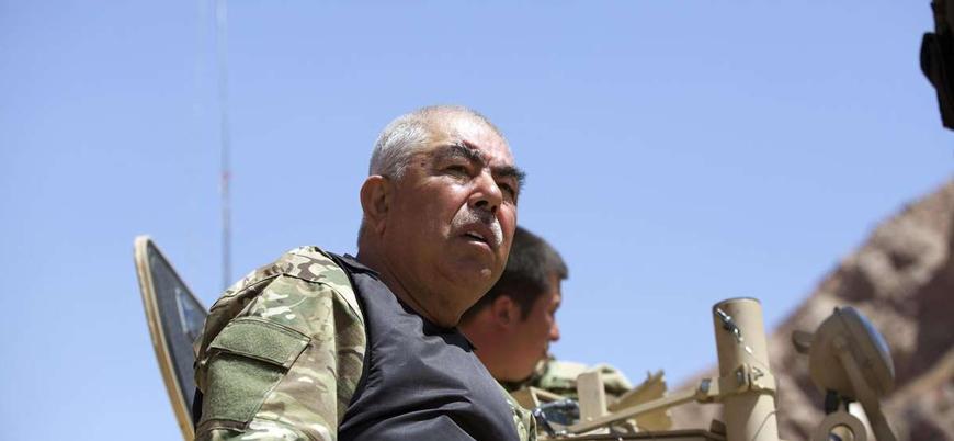 Özbek savaş ağası Raşid Dostum'a 'mareşal' ünvanı verilecek