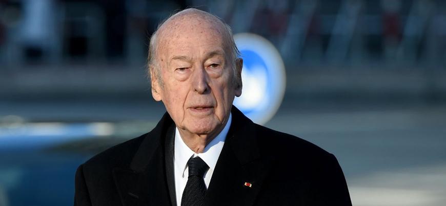 94 yaşındaki eski Fransa Cumhurbaşkanı'na cinsel taciz soruşturması