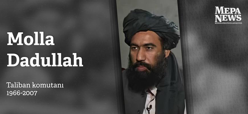 Molla Dadullah kimdir?