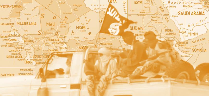 Batı Afrika'da geçmişten bugüne cihat yanlısı yapılar ve El Kaide-IŞİD savaşı