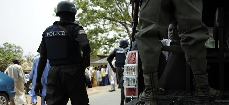 Nijerya'da koronavirüse karşı sokağa çıkma yasağına uymayan 11 sivil öldürüldü
