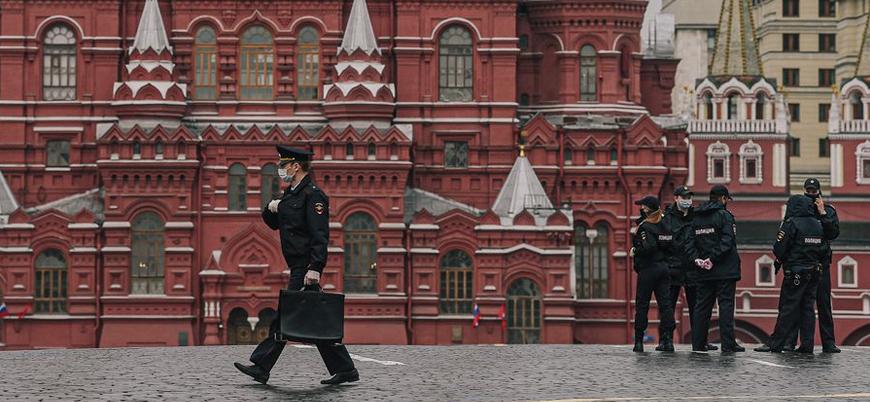 Rusya'da vaka sayısı 650 bine yaklaştı