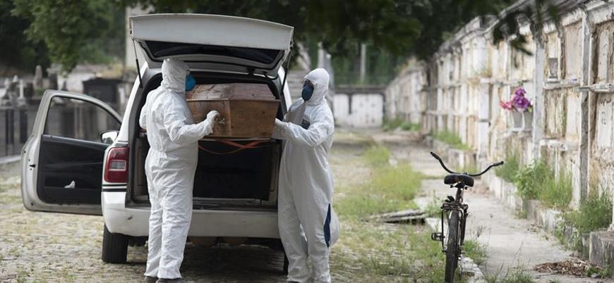 Brezilya'da koronavirüsten ölenlerin sayısı 400 bini aştı
