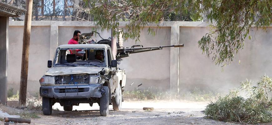 BM: BAE merkezli iki şirket Hafter'e destek için Libya'ya Batılı paralı askerler gönderdi