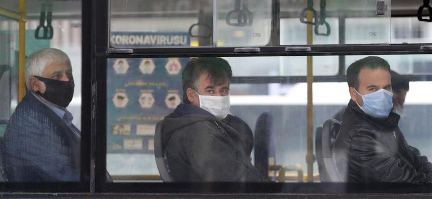 Maskesiz sokağa çıkma yasağı yaygınlaşıyor