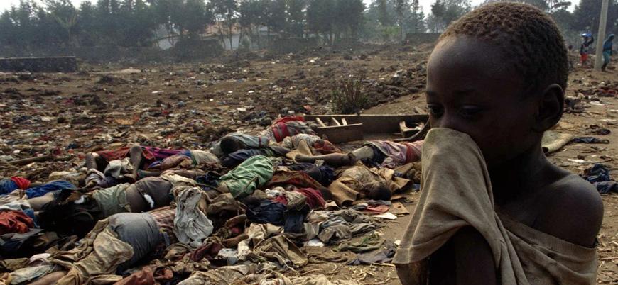 Ruanda soykırımı sorumlularından Kabuga 26 yıl sonra Fransa'da yakalandı