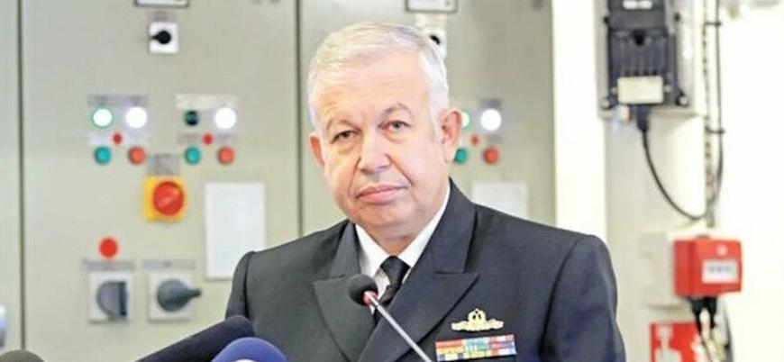'Libya anlaşmasının mimarı' Tümamiral Yaycı Genelkurmay'ın emrine atandı