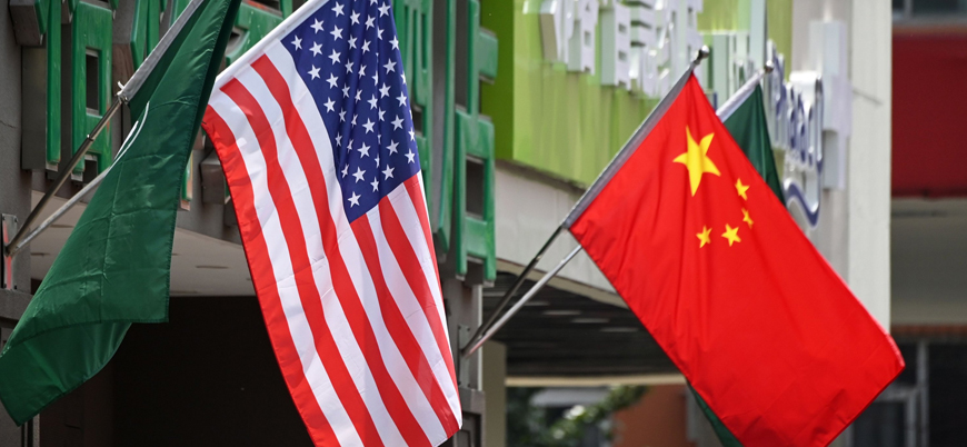 ABD'den Çin'e 'koronavirüs krizini örtbas etme' suçlaması