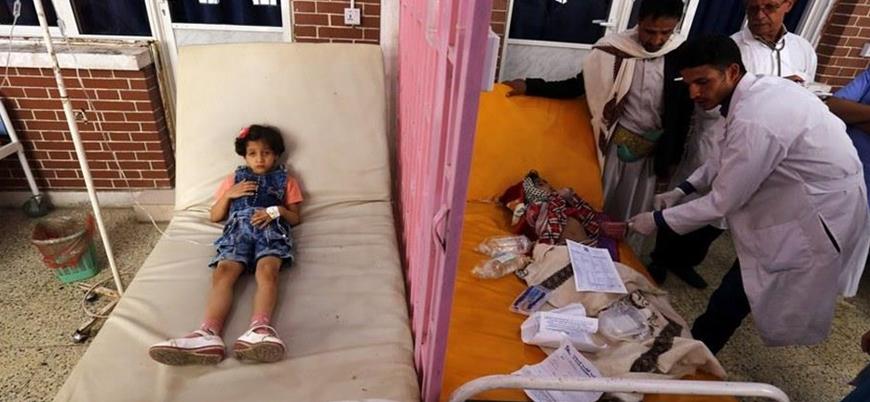 """""""Yemen'de 113 bin şüpheli kolera vakası bulunuyor"""""""