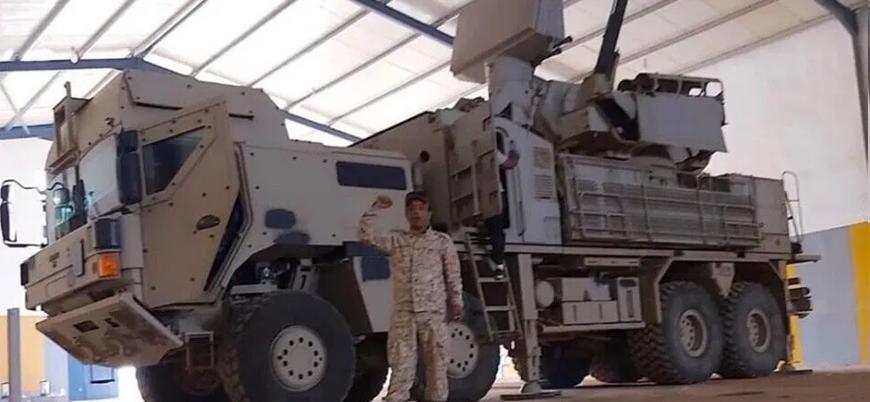 BAE Hafter'e vermişti: UMH güçleri Rus yapımı Pantsir hava savunma sistemini imha etti
