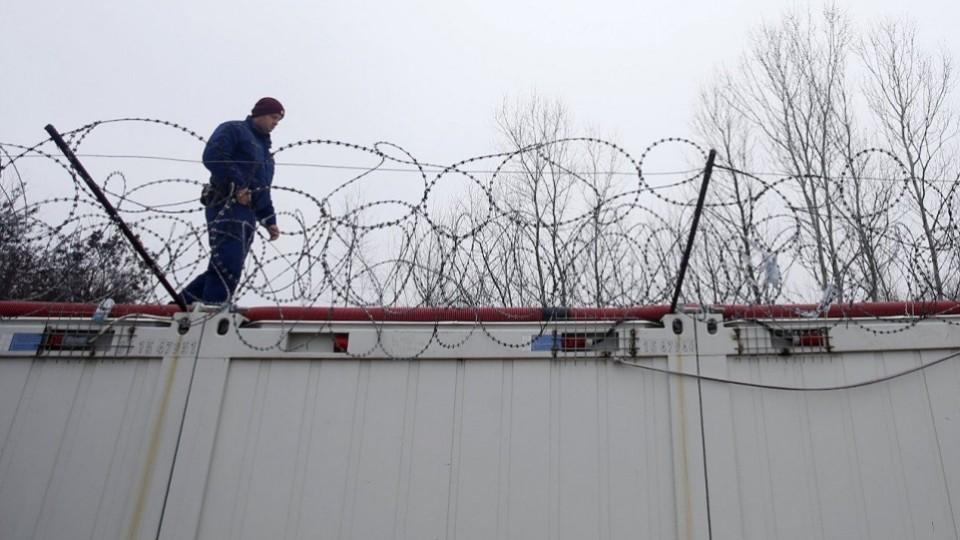 Macaristan'da 'cezaevi kamp' uygulaması başladı