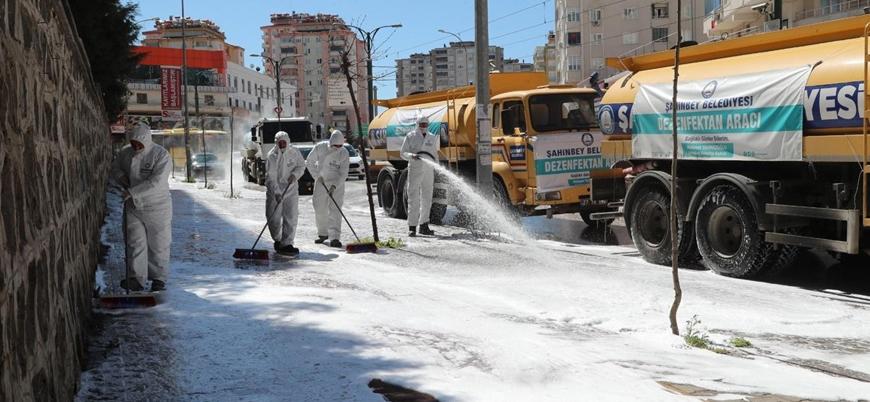 DSÖ: Sokakları yıkamak koronavirüsü öldürmüyor