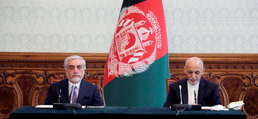 Afganistan'da Gani ile Abdullah arasında 'güç paylaşım anlaşması'