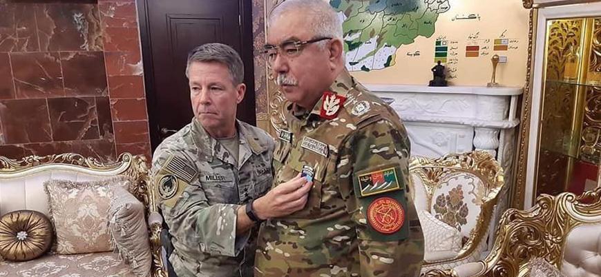 Afganistan'da savaş ağası Raşid Dostum'a 'Mareşal' ünvanı verildi