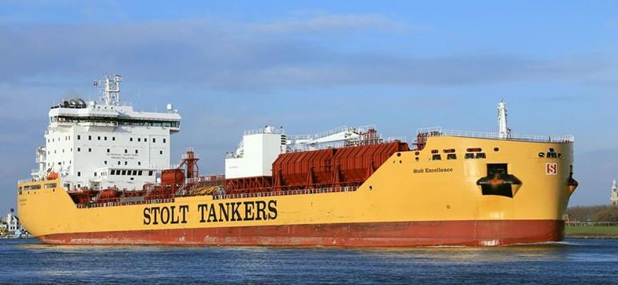 İngiltere'ye ait gemi Yemen açıklarında saldırıya uğradı