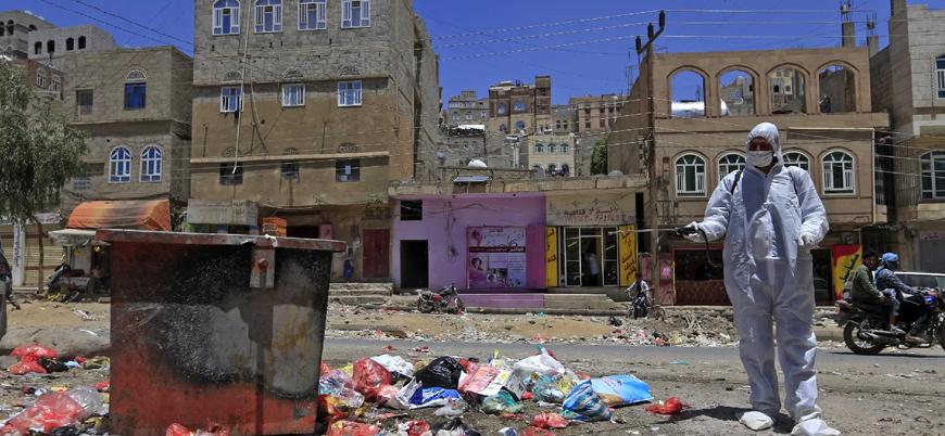 Yemen'de koronavirüs benzeri ölümler 5 kat arttı