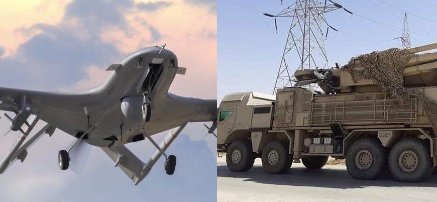 Libya'da Türk SİHA'ları Rus yapımı Pantsir sistemini imha etti
