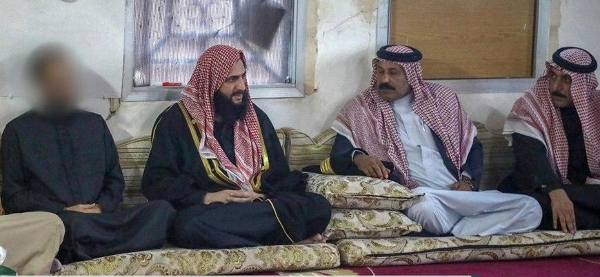 HTŞ lideri Cevlani İdlib'de aşiret ziyaretinde görüntülendi