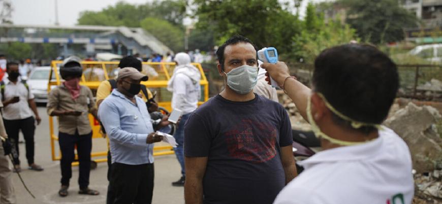 Hindistan'da vaka sayısı 100 bini geçti