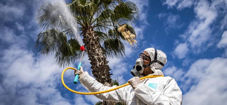 Araştırma: Sıcak hava koronavirüs salgınını durdurmayacak