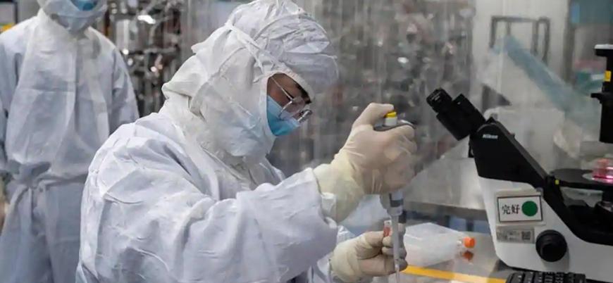 Çin 'koronavirüs ilacı' geliştiriyor