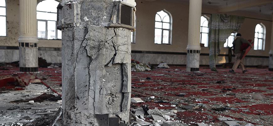 Afganistan'da iftar vakti camiye saldırı: 8 ölü 5 yaralı