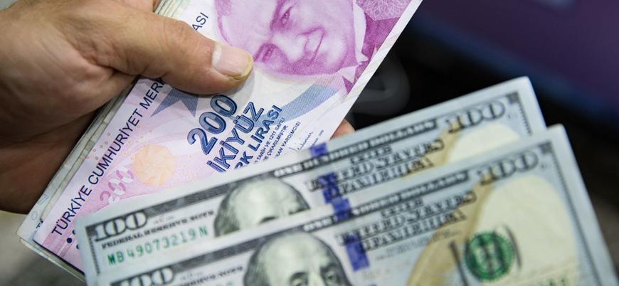 Dolar kuru haftaya 6.80'in üzerinde başladı