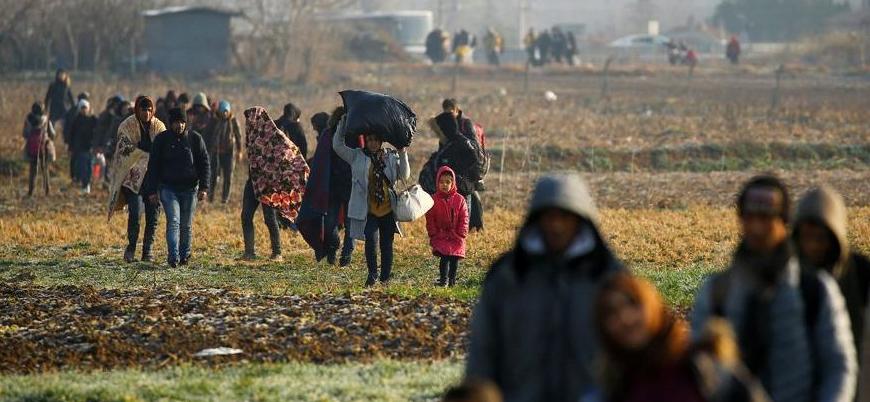 """""""Yunanistan sığınmacıları zorla Türkiye'ye gönderiyor"""""""