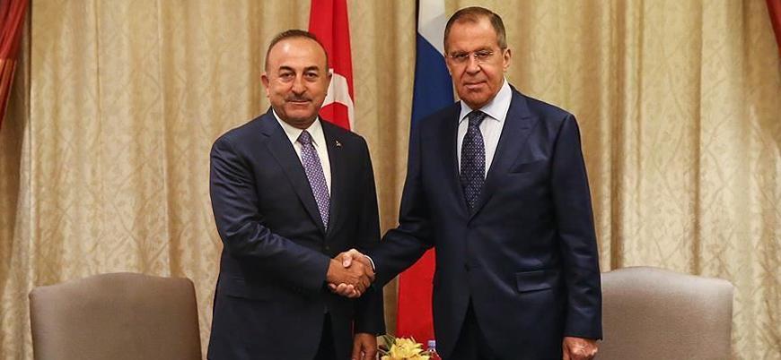 Türk ve Rus tarafları arasında 'Libya' görüşmesi