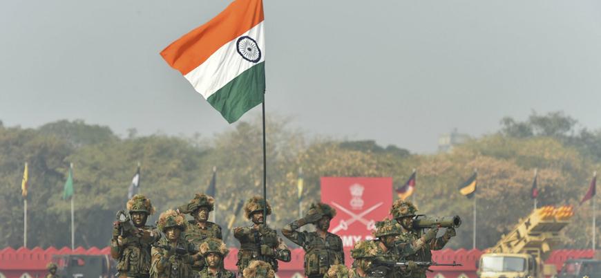 Hindistan silah ithalatını durduruyor