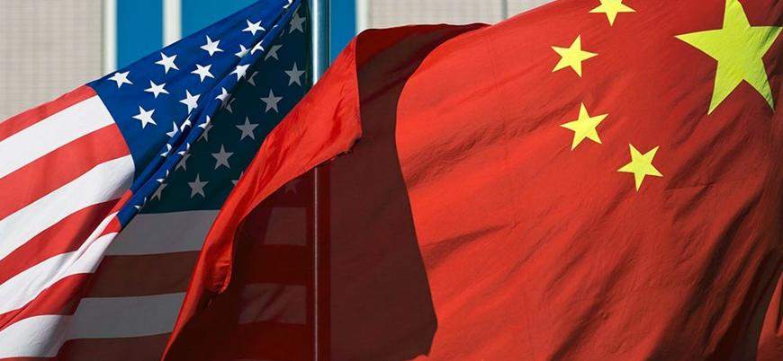 ABD ile Çin arasında 'Hong Kong' gerilimi
