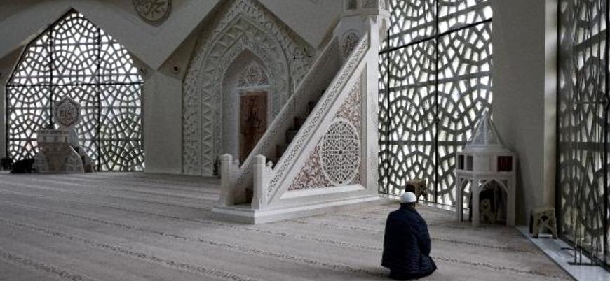 Camilerin ibadete açılmasına dair İçişleri Bakanlığı'ndan genelge