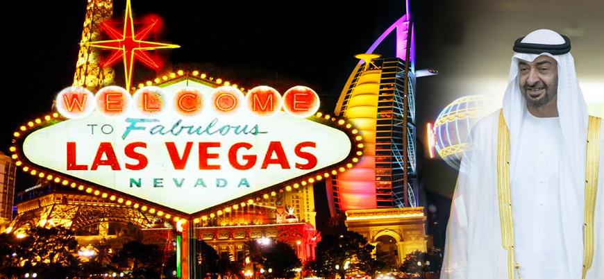 BAE'den ABD'nin kumar ve eğlence merkezi Las Vegas'a 20 milyon dolarlık 'koronavirüs' yardımı