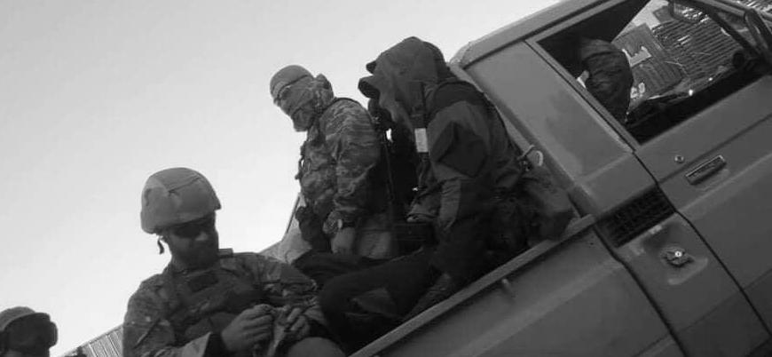 Libya'da Rus paralı askerler görüntülendi