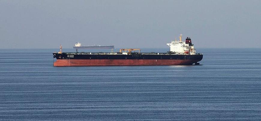 İran'ın ikinci petrol tankeri Venezuela'ya ulaştı