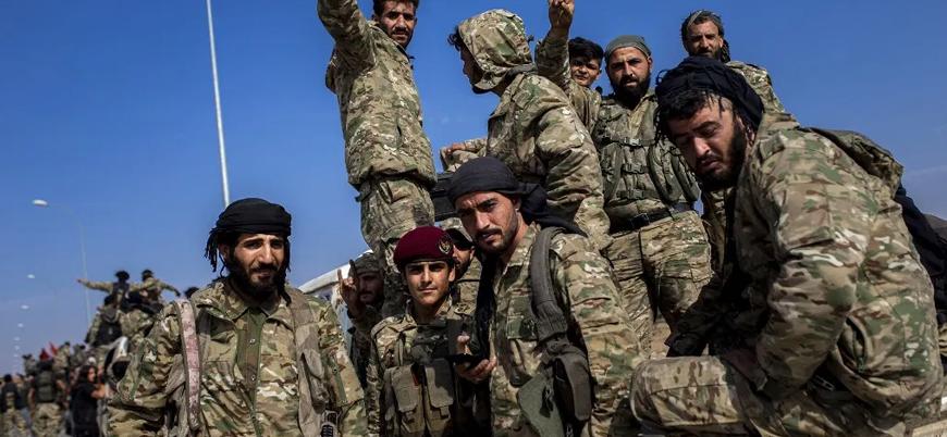 """""""Rusya Suriye'de eğittiği yüzlerce paralı askeri Libya'ya gönderdi"""""""