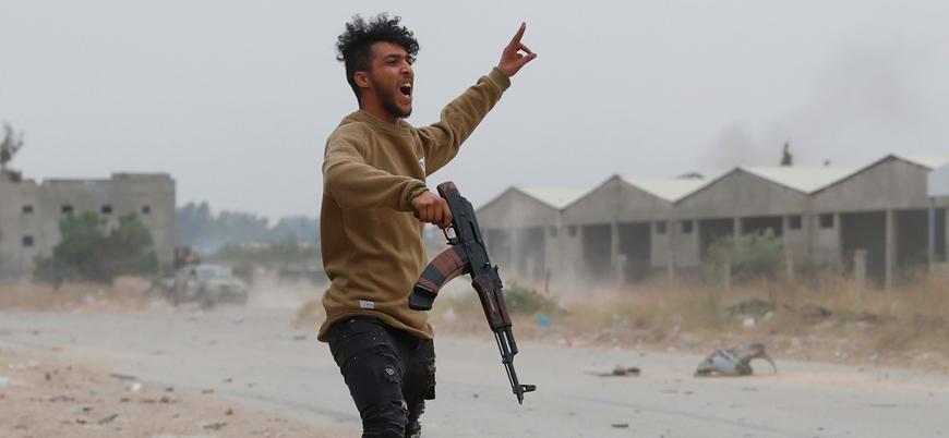 BM raporu: Batılı güçler Libya'da Türkiye'nin önünü kesmeye çalışıyor