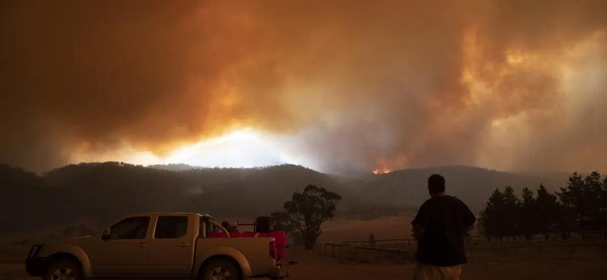 Avustralya'daki 'yangın dumanları' nedeniyle 445 kişi öldü