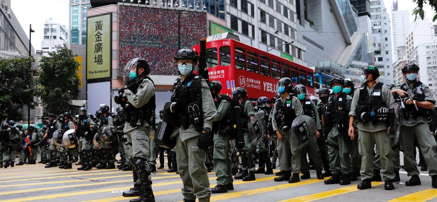 Hong Kong'da Çin karşıtı protestolar tekrar başladı