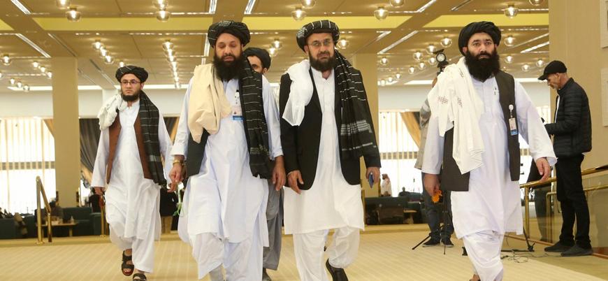 Taliban heyeti esir takası için başkent Kabil'de