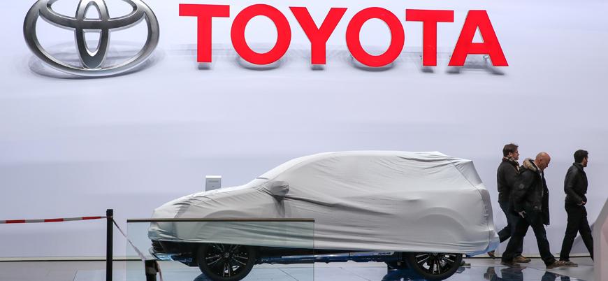 Japon otomobil firmalarının üretimi yüzde 60 düştü