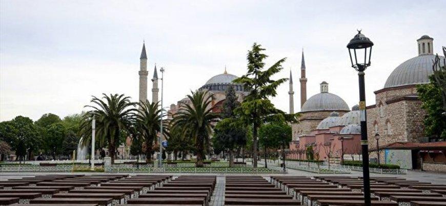 İstanbul'da ibadete açılacak camiler belli oldu