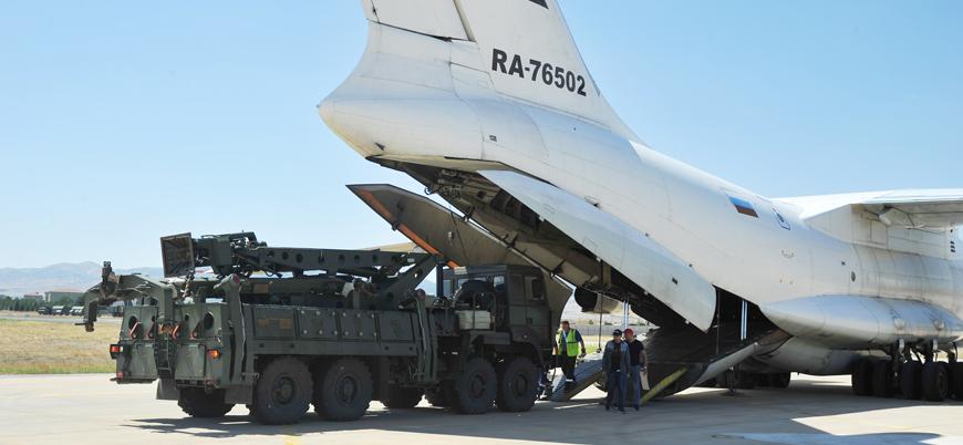 ABD: S-400'ler nedeniyle Türkiye'ye yaptırım halen gündemde