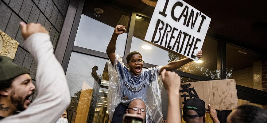 ABD'de polis şiddetinden ölen siyahilerin oranı üç kat daha fazla