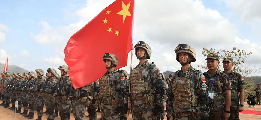 Çinli üst düzey general: Seçenek kalmazsa Tayvan'a saldırırız